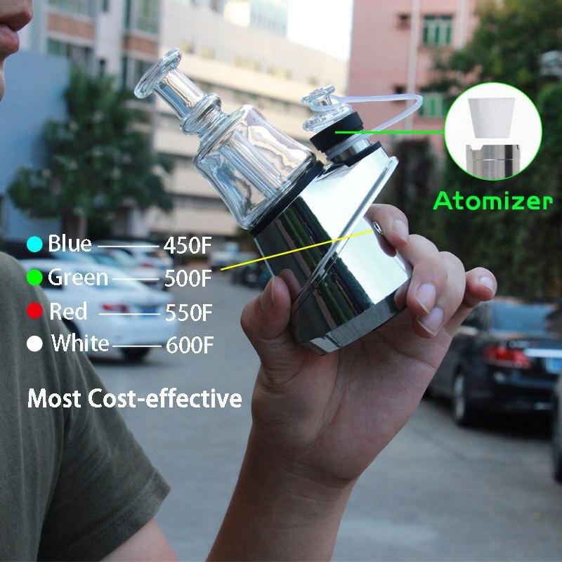 Electric Dab Rig Starter Kit 4 Heat 2600mah Battery Settings Enail Wax Concentrate Shatter Budder Electronic Hookah Smoking Set enlarge