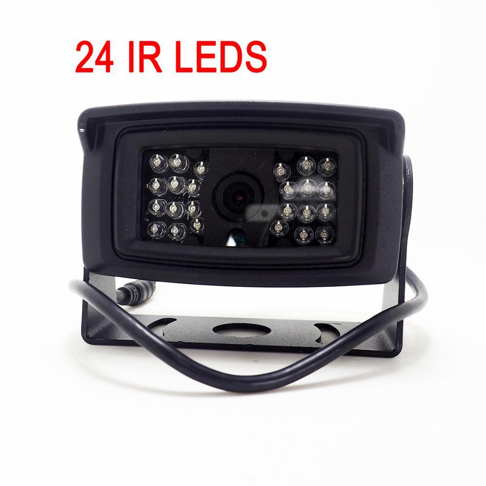 5pcs 760B  DHL free shipping 1080P AHD camera Night Vision 24V camera with BNC/4-pin avation connector for OEM factory