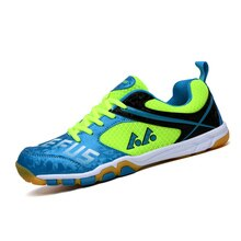 Professional Table Tennis Shoes for Men and Women zapatillas Badminton Competition Tennis Training S