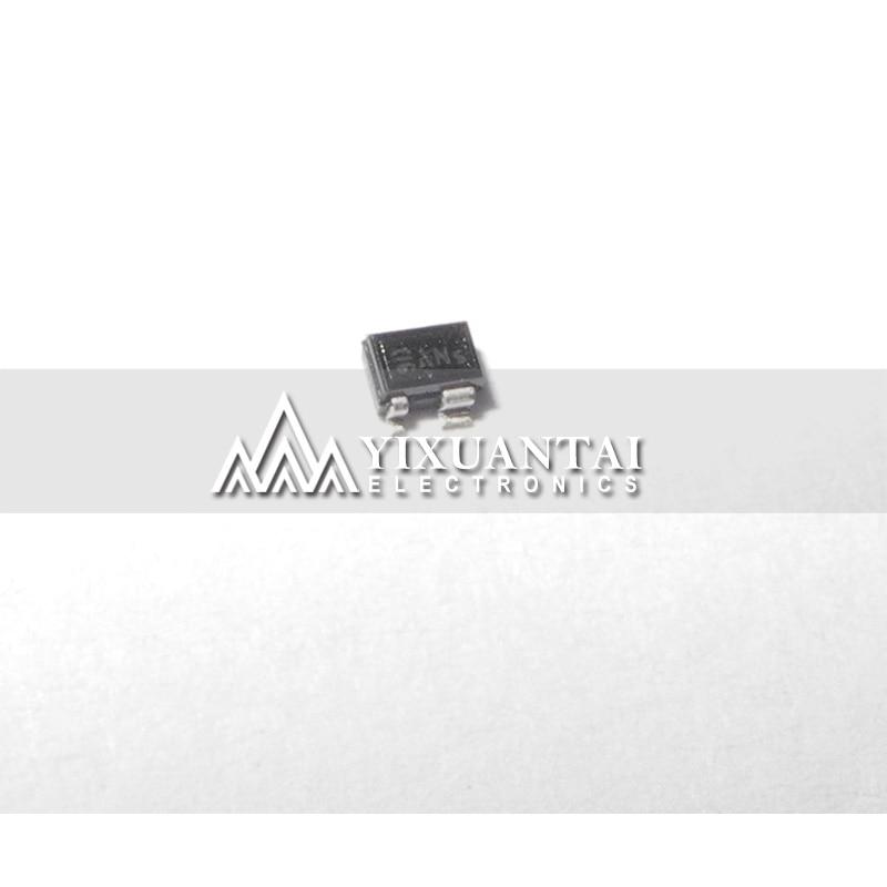 100 unids/lote 100% original BF998 cortar M0W BF998R RP M0P PRTR5V0U2X WR1 SOT143
