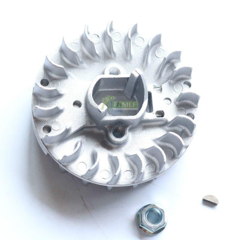 Магнитный маховик подходит для двигателя 23-30.5cc подходит для 1/5 HPI ROFUN ROVAN KM BAJA Losi 5ive T FG GoPed RedCat игрушки запчасти