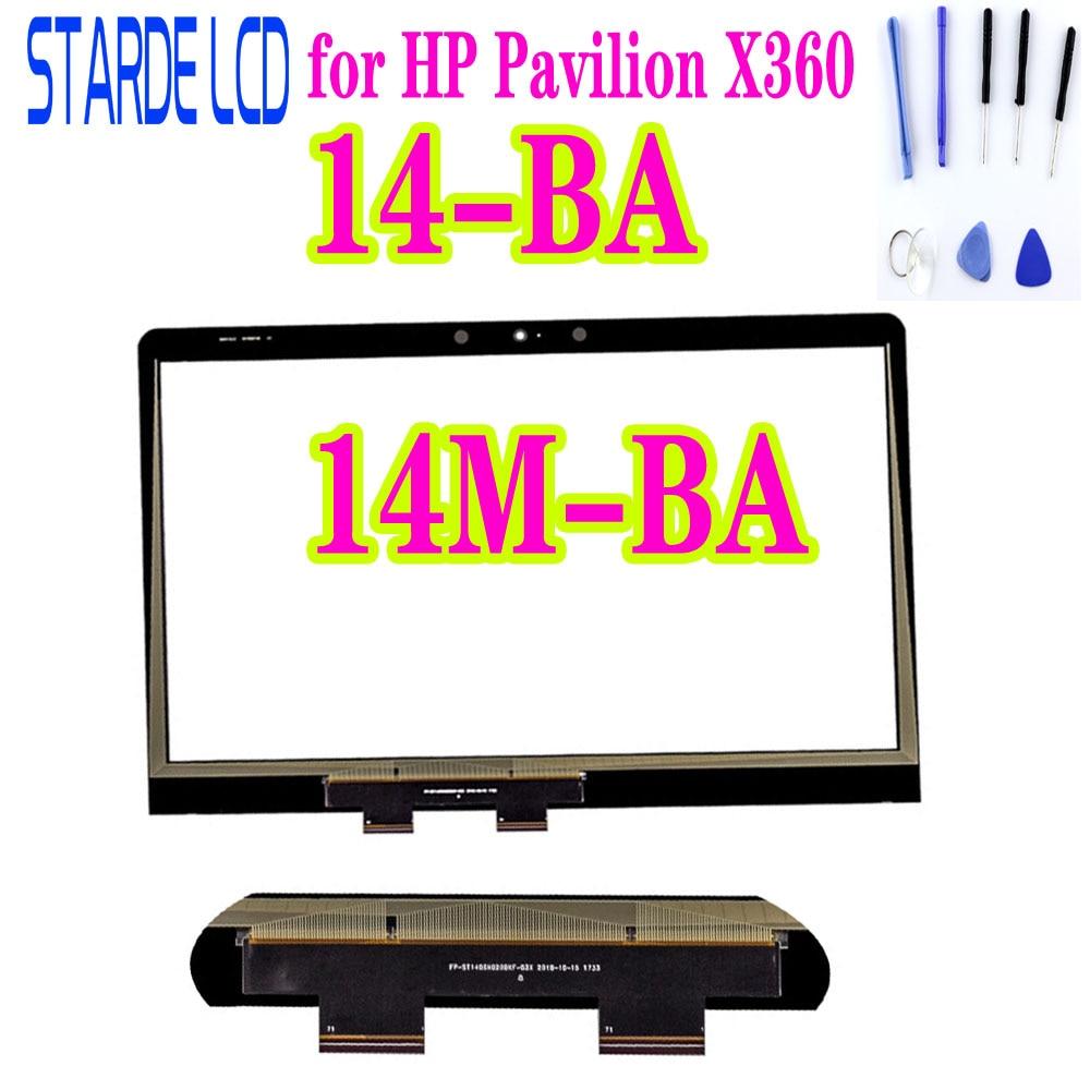 STARDE LCD 13.3 ''ل HP شبح x360 13-W 13-W013DX 13-W023DX 13-W010CA 907334-001 شاشة الكريستال السائل مجموعة المحولات الرقمية لشاشة تعمل بلمس