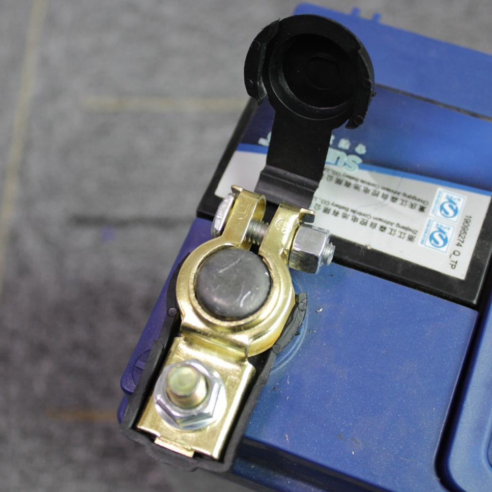 Batería de coche Chuck Clip cobre espesado de Clip batería cableado desea...