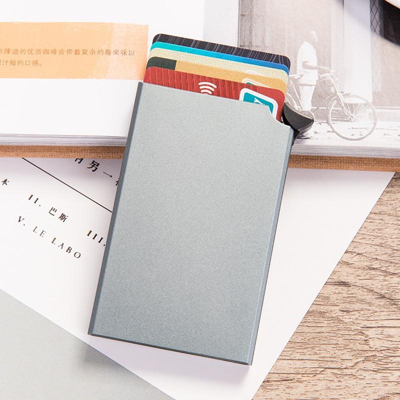 Противомагнитная Противоугонная стойка для банковских карт с защитой от кражи