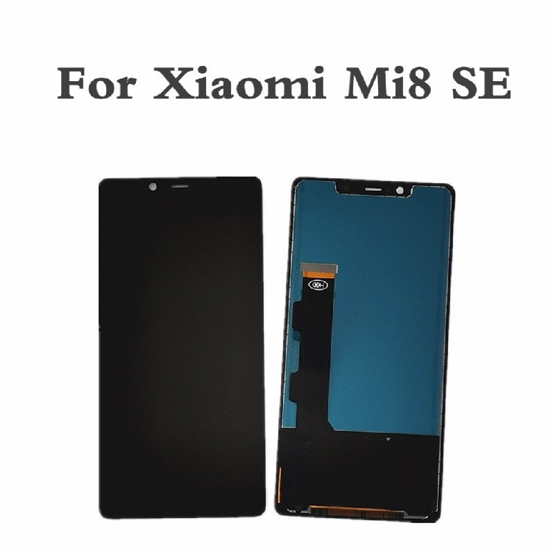 """6,39 """"TFT LCD para Xiaomi Mi8 SE pantalla LCD de montaje del digitalizador de pantalla para Xiaomi Mi 8 SE Lite MI8SE pantalla táctil de reemplazo"""