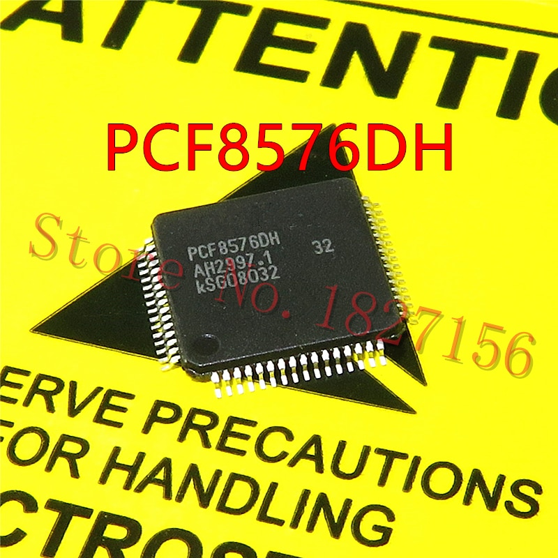Новое поступление, Оригинальный Универсальный ЖК-драйвер PCF8576 PCF8576DH PCF8576CH для низких мультиплексных ставок