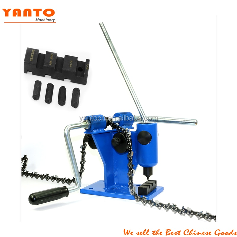 3in1 COMBO Chainsaw Chain Cutting Breaker and Rivet Spinner Tools enlarge