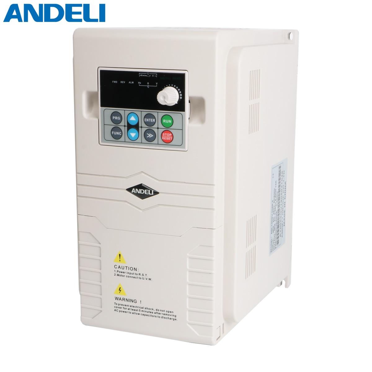 ANDELI ADL100G 380V 3.7KW 5hp vfd