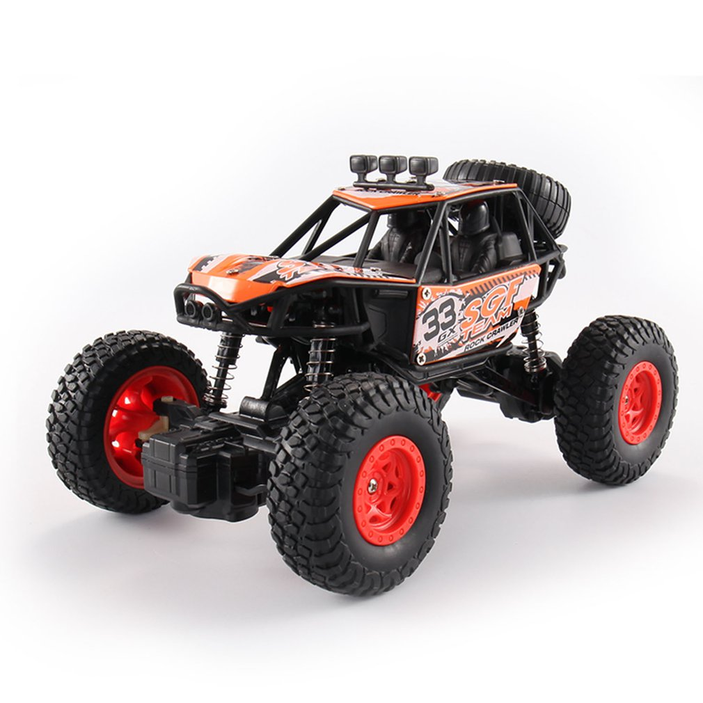 1:20 Remote Control Climbing Car Toy Model Children 's Remote Control Off- Road Vehicle Bigfoot Four-Way Rock Climbing Car alloy climbing mountain bigfoot four wheel drive remote control car toy model 1 16 off road vehicle climbing car children