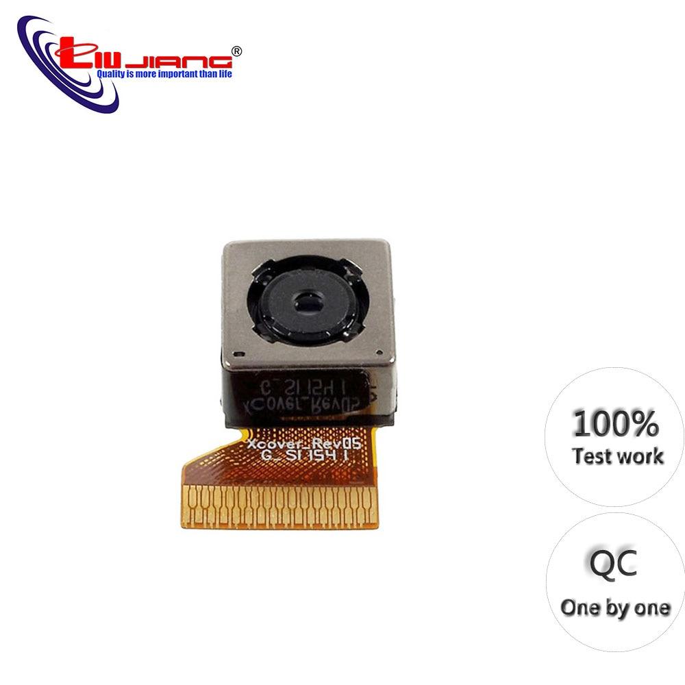 Original trasero Gran Cámara cable FLEX para Samsung J3 (2016) J320 J320F Módulo de cámara principal cinta de parte de reemplazo