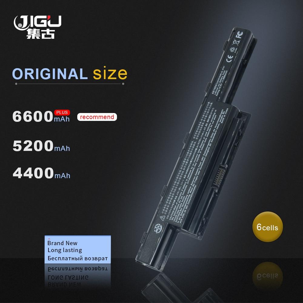 JIGU batería del ordenador portátil para Acer para Aspire V3 471G 551G...