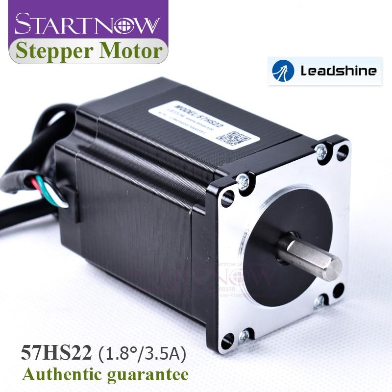 Leadshine 2 fase motor deslizante 57hs22 para nema23