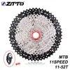 ZTTO-Cassette para bicicleta de montaña 11 velocidades 52T L 11s 11-52T 11V K7 Ratio ancho piezas para k7 X1 XO1 XX1 m9000