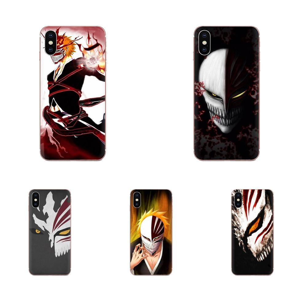 Funda de teléfono de calidad de lujo lejía máscara Ichigo para Galaxy Grand A3 A5 A7 A8 A9 A9S On5 On7 Plus Pro estrella de 2015, 2016, 2017, 2018
