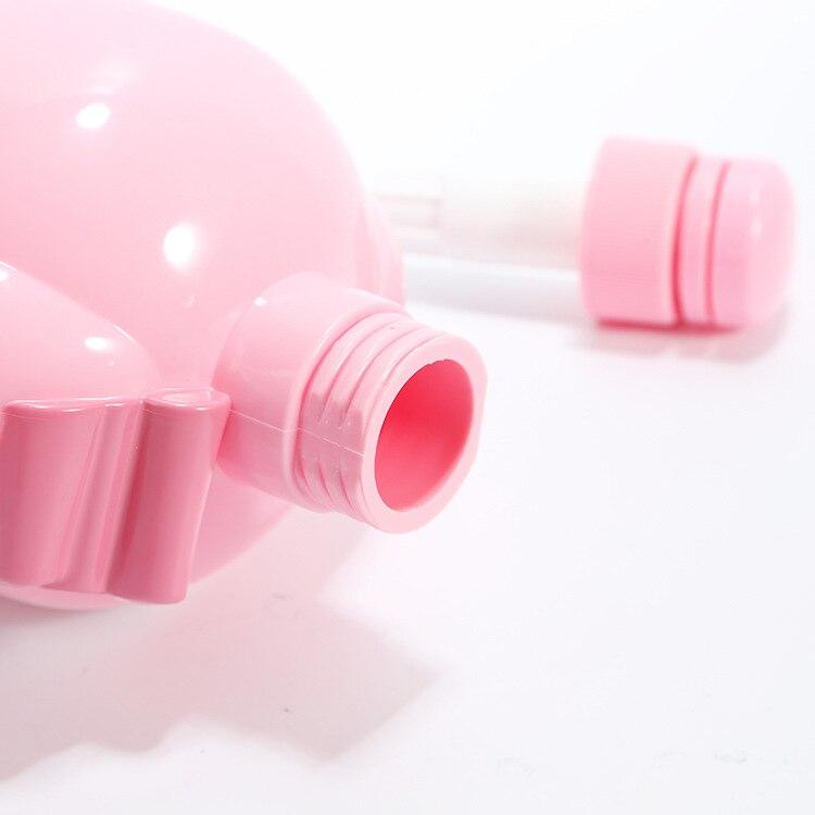 JY  Dog  Plastic ornaments  children toys Drawer type 19CM Cotton swab storage box Shower gel bottle WJ01