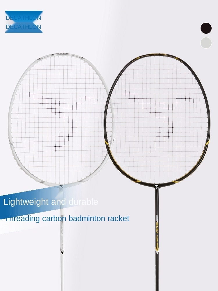 Badminton Racket Carbon Single Racket Badminton Set Tap Student Racket Badminton Racket