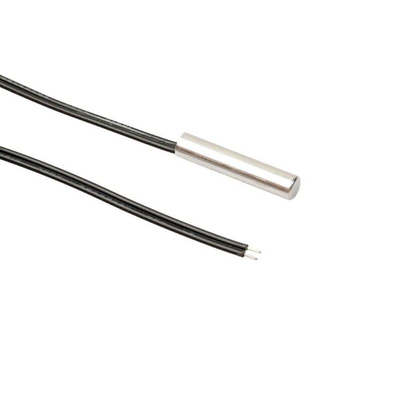 5 uds NTC 10K Ohm termistor Sensor de temperatura cilindro sonda inversores 1% 3435