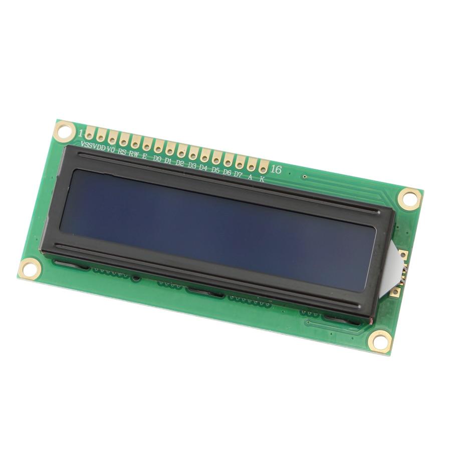 LCD1602 16x2 LCD Screen backlight 5V, IIC / I2C interface PCF8574 adapter board for arduino MEGA2560 LCD display module недорого