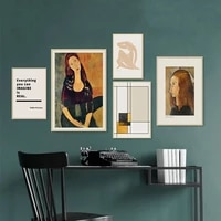 Vintage mode Picasso citation affiche et imprime HD toile impression peinture giclee Art mur Picturte pour salon decor a la maison