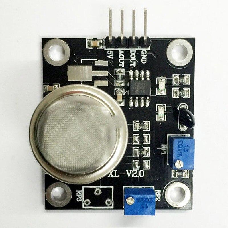 XD-46 MQ137 Módulo Sensor de amoníaco NH3 5-500ppm con salida de señal de nivel TTL analógica