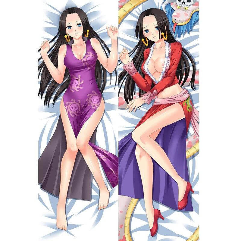 Dakimakura-almohada larga de Anime con estampado personalizado de cojín grande de tamaño...