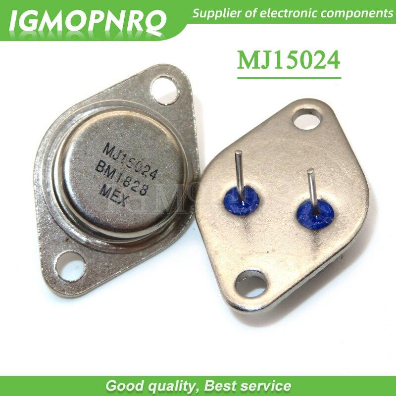 5PCS MJ15024 TO-3 MJ15024G good quality