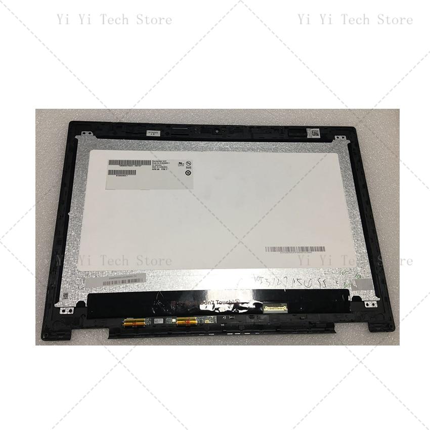 Para acer spin 5 SP513-52 b133han04.1 30 pinos edp display lcd tela de toque vidro digitador assembléia