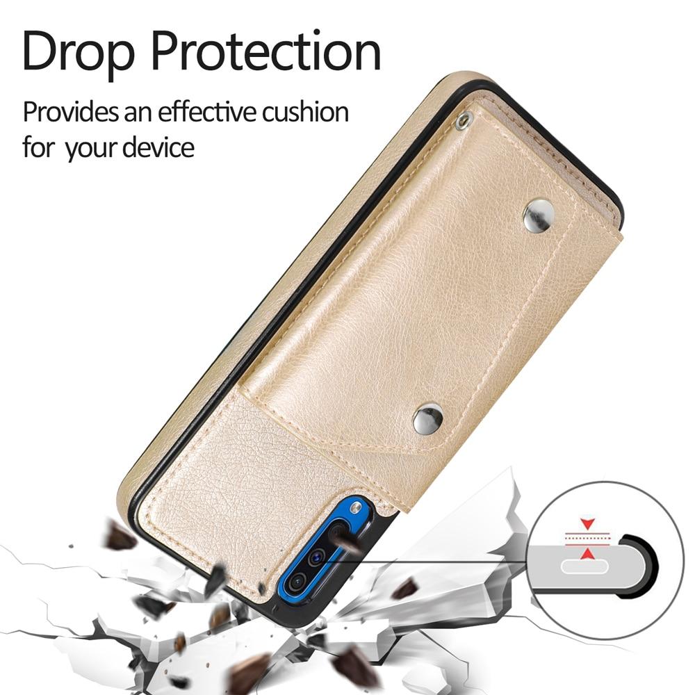 For Samsung Galaxy A71 A51 5G A81 A91 A70 A90 A40 A50 A20 A30 Luxury Crossbody Wallet Bag Credit Cards Holder Leather Case Cover