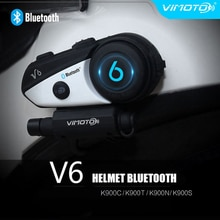 Casque dinterphone Easy Rider V6   Bluetooth, casque de Moto, casque dinterphone étanche, sans fil, Bluetooth Moto