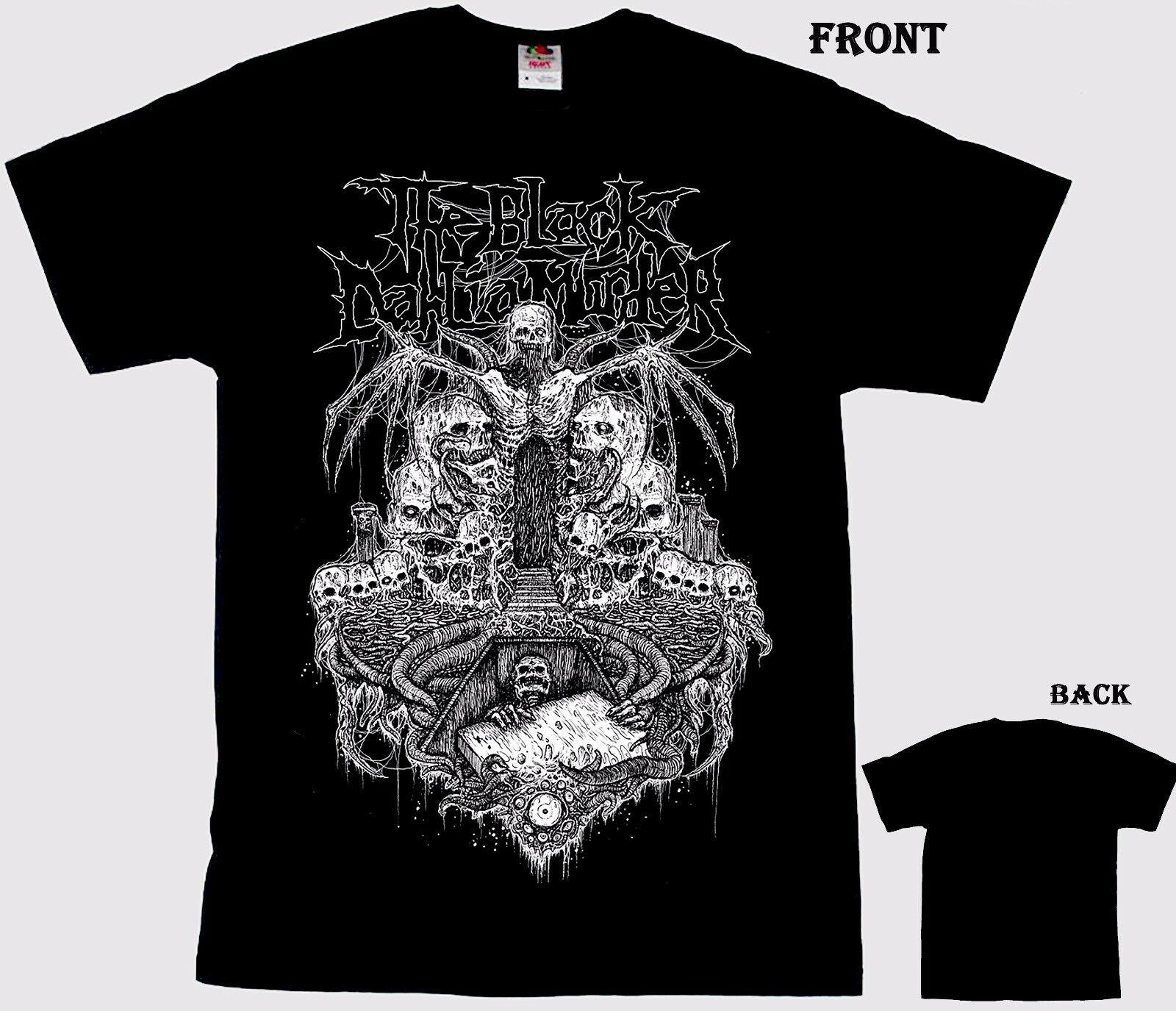 O preto dahlia assassinato americano morte metal banda t camisa tamanhos s a 6xl