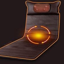 Pétrissage chauffage matelas électrique multi-fonctionnel corps ordinateur Type masseur Cervical personnes âgées confort chaise de Massage
