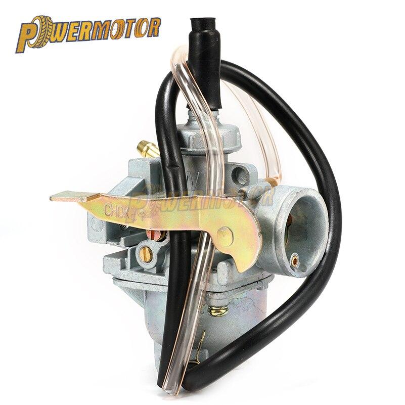 Universal Carburador de la motocicleta Carburador para Honda Z50 Z50A Z50R XR50 XR50R CRF50F 50cc suciedad Pit Bike mono bicicleta CHINA XR Coche