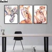 Peinture diamant maison douce  broderie  girafe Lion zebre  point de croix  broderie complete  perles carrees ou rondes  mosaique  bricolage