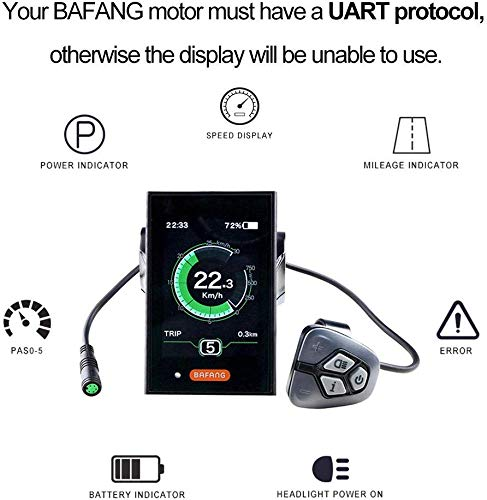 Speedometer Display DP-C18 Color Screen Display  - buy with discount