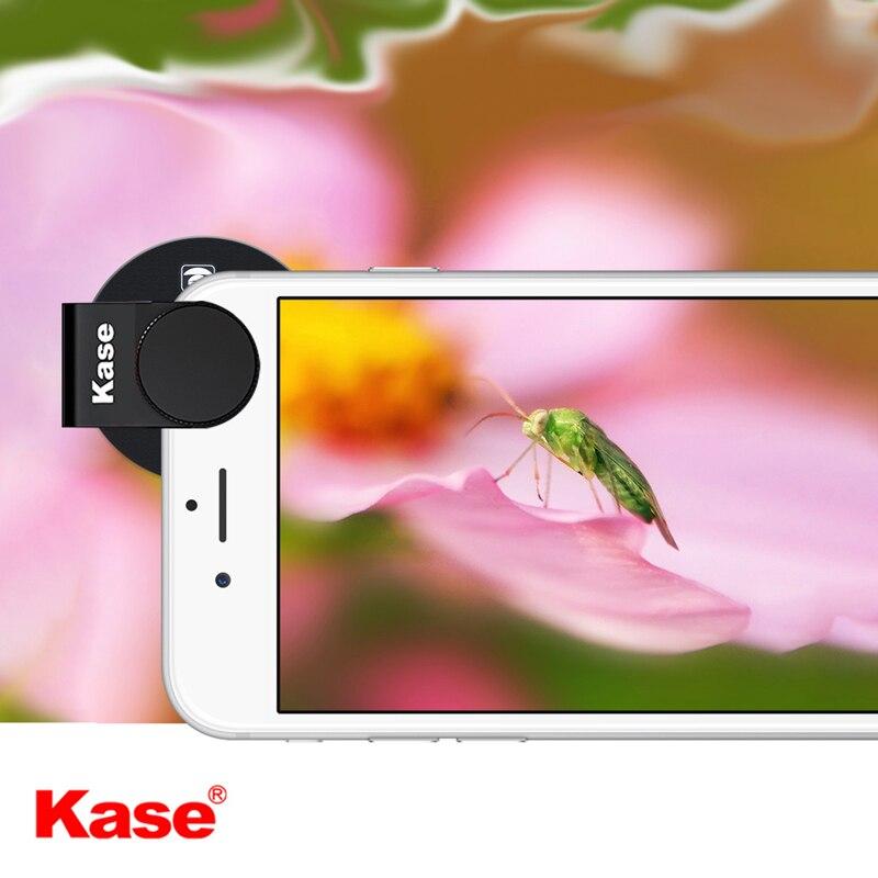 Kase Master Macro Smartphone Lens For IPhone / Huawei / Xiaomi / Samsung