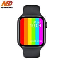 2020 Smartwatch IWO W26 44mm Watch 6 Smart Watch ECG Heart Rate Monitor Temperature IP68 Waterproof PK IWO 11 IWO 8 IWO 13
