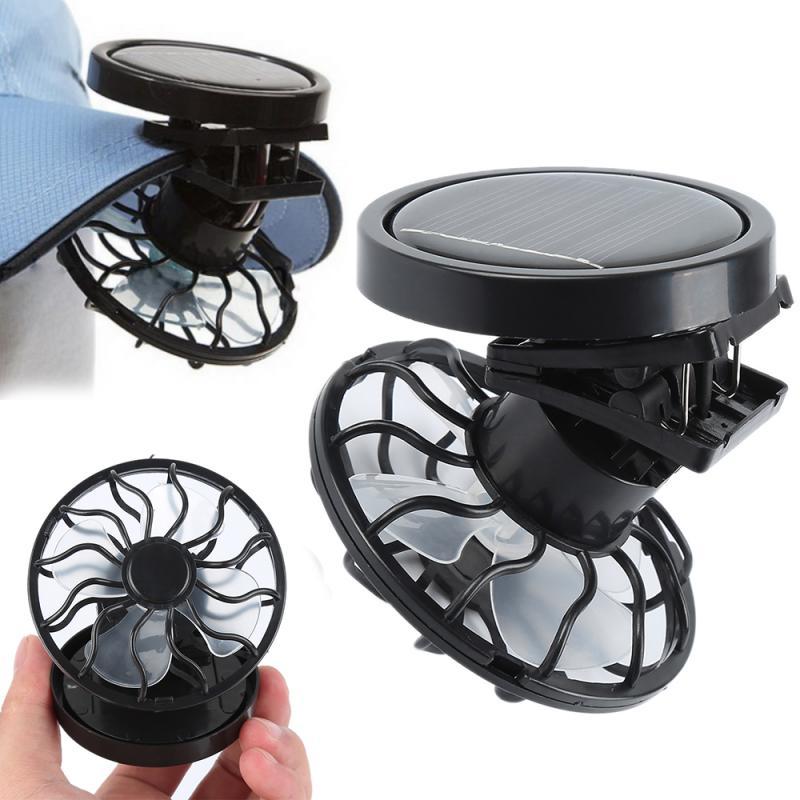 Передвижной вентилятор воздуха портативный вентилятор солнечной энергии USB мини настольный вентилятор портативный кулер тихий ручной охл...