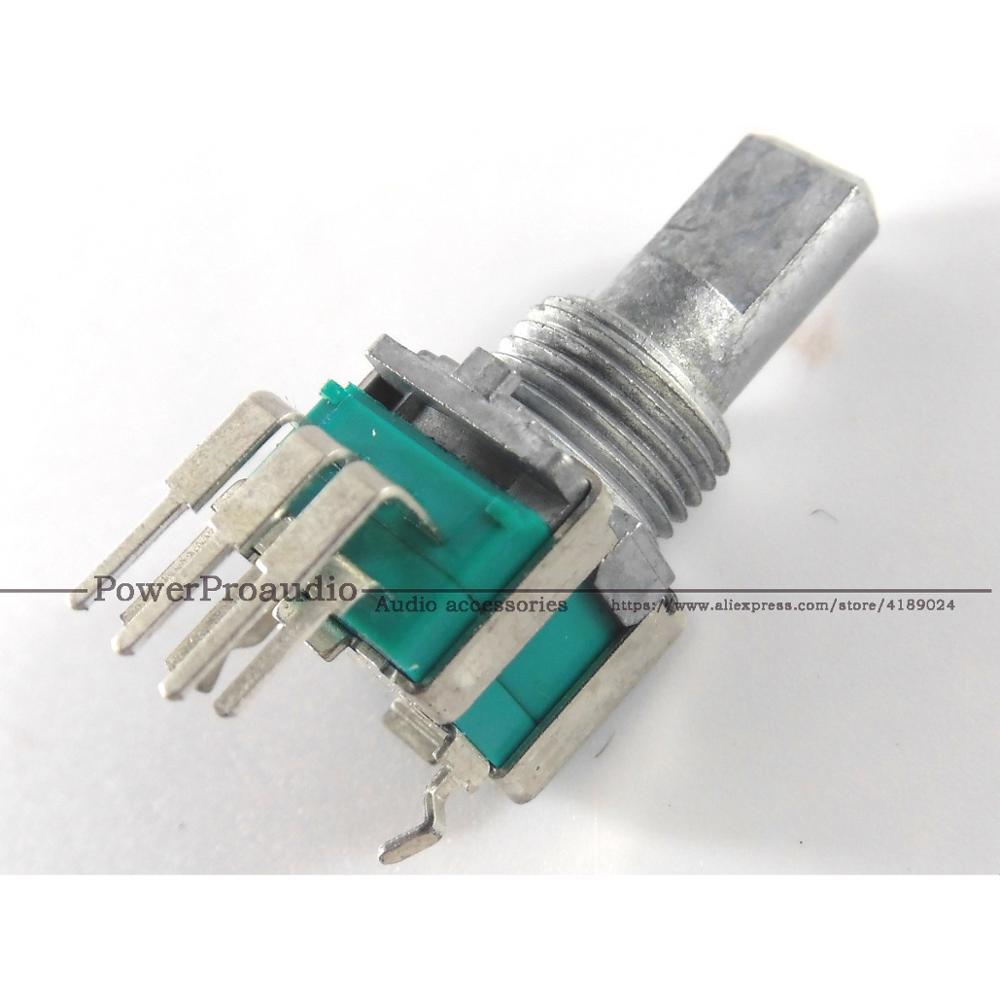 Nueva olla giratoria DCS1108 resistencia variable para pioneer DJM350, DJM-350