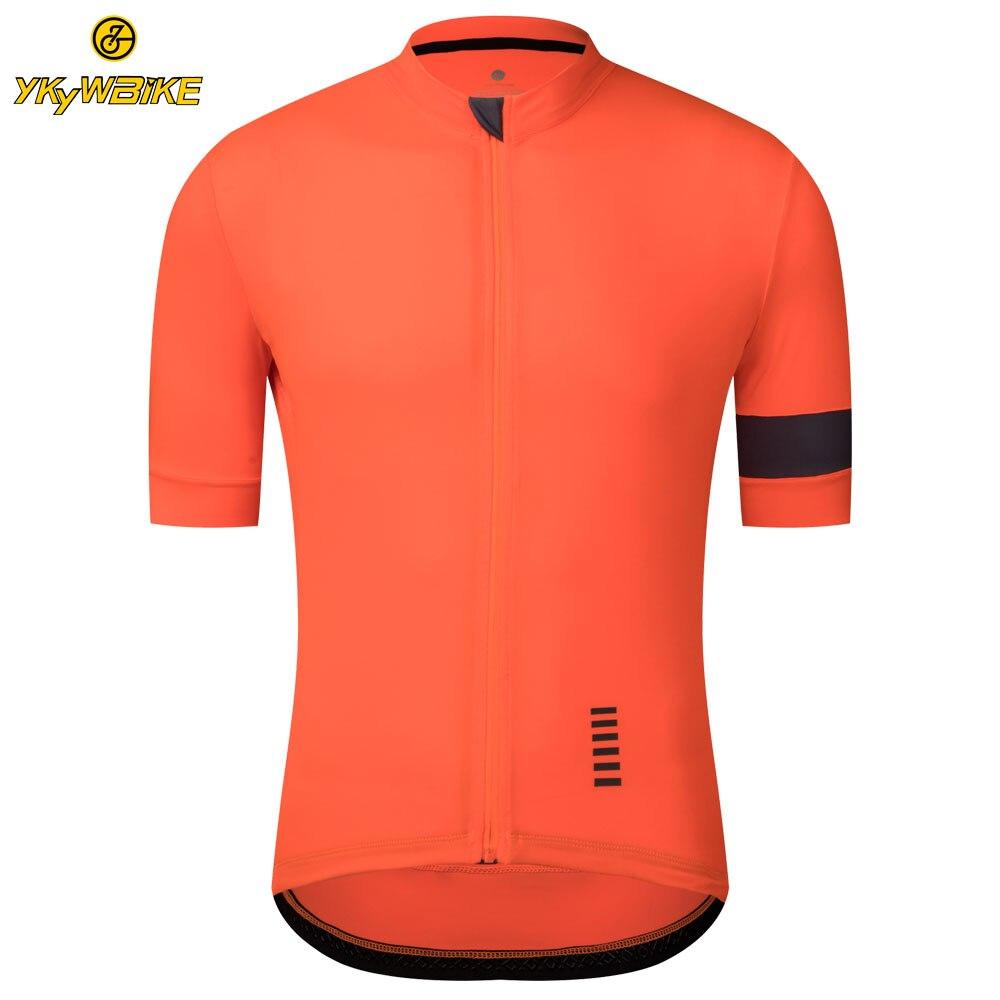 Camiseta de ciclismo de manga corta para hombre, ropa para bicicleta de...