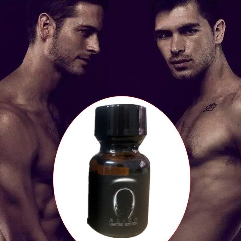 Aceite de Alien negro de edición limitada para hombres, potenciador del sexo,...