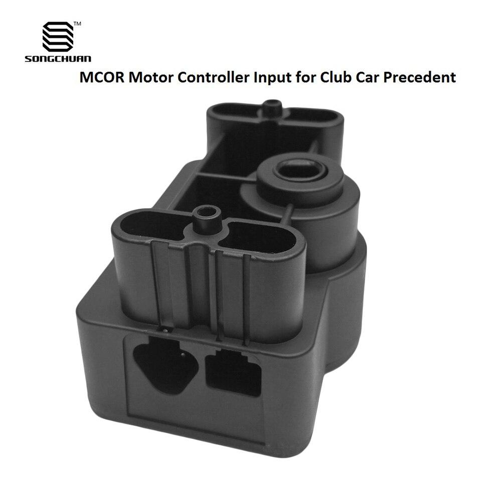 Для клубного автомобиля, прецедент MCOR, 2 потенциометра, ускоритель, коробка акселератора для гольф-мобиля, разделитель для экскурсионного а...