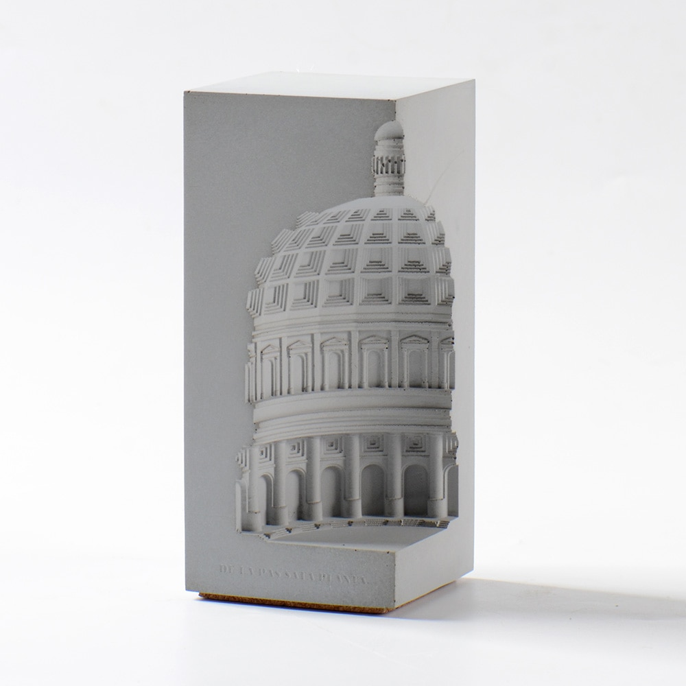 Molde de Silicone Decoração para Casa Przy Criativo Cimento Design Arquitetônico Europeu Concreto Argila Artesanato Moldes Ferramenta Sn0159