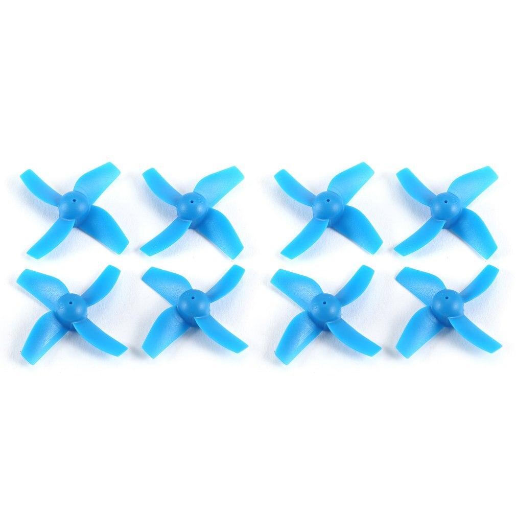 8 peças originais cw/ccw hélice para jjr/c h36 rc mini quadcopter rc peças de reposição as hélices zangão acessórios