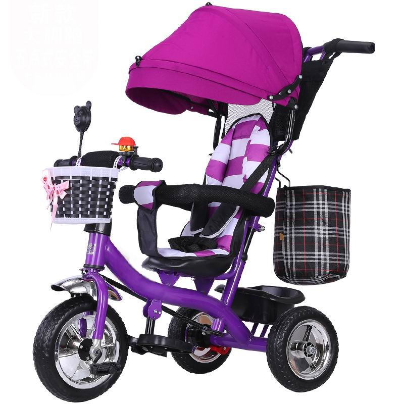 Baby trolley Special offer good quality Baby child tricycle  baby stroller baby carriage bike bicycle for 6 month--6 years old