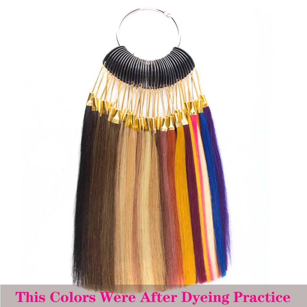tinashe beleza aneis de cor do cabelo humano para tingir a pratica do cabelo para