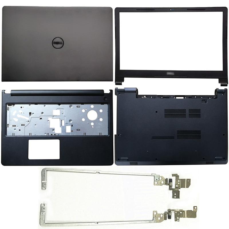 NUEVA cubierta trasera LCD para portátil/bisel frontal/bisagras/reposamanos/cubierta inferior para Dell Inspiron 15 Vostro 15 3562 3565 3567 3568 3578 0V6MG4