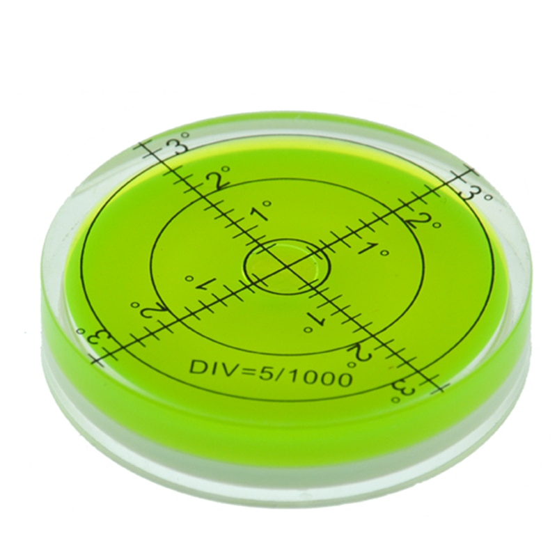 60*12mm circular nível bolha espírito nível redondo bolha instrumentos de medição ferramenta universal transferidor ferramenta venda quente
