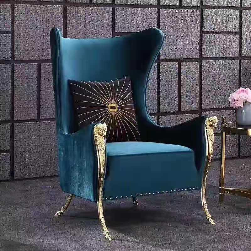 2020 تصميم فاخر شعبية المنزل الحب أريكة/كرسي استرخاء