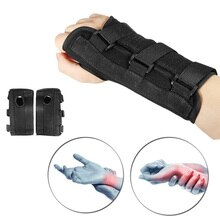 Carpal Tunnel Wrist Support Pads Brace Sprain Forearm Splint Strap Protector SAL99