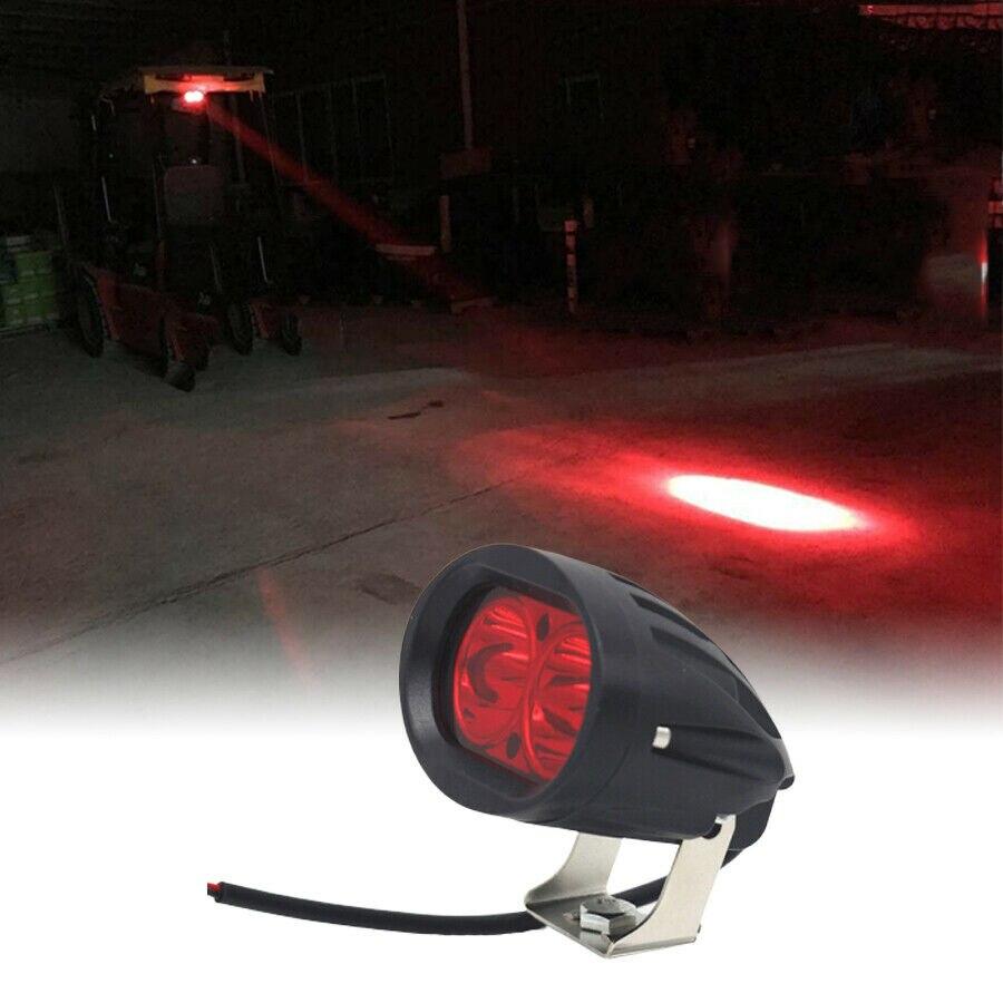 12v-30v CC 20W, luz de salpicadura de barco marino rojo, luz LED de mástil de cubierta, luz de inundación